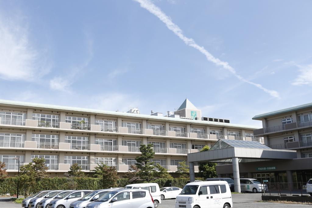 川島病院_外観