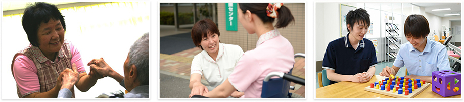 平成の森_入所サービス